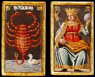 Scorpio Astrology - Earthlore Explorations - Lore of