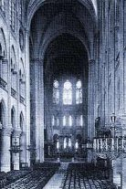 Earthlore Explorations Gothic Dreams: Notre Dame de Paris Nave