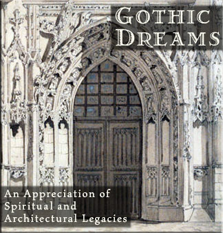 Earthlore Explorations Gothic Dreams Title Plate