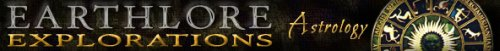 Earthlore Explorations Lore of Symbolism Masthead
