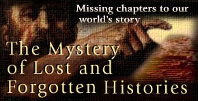 Earthlore's Mystery of Lost and Forgotten Histories